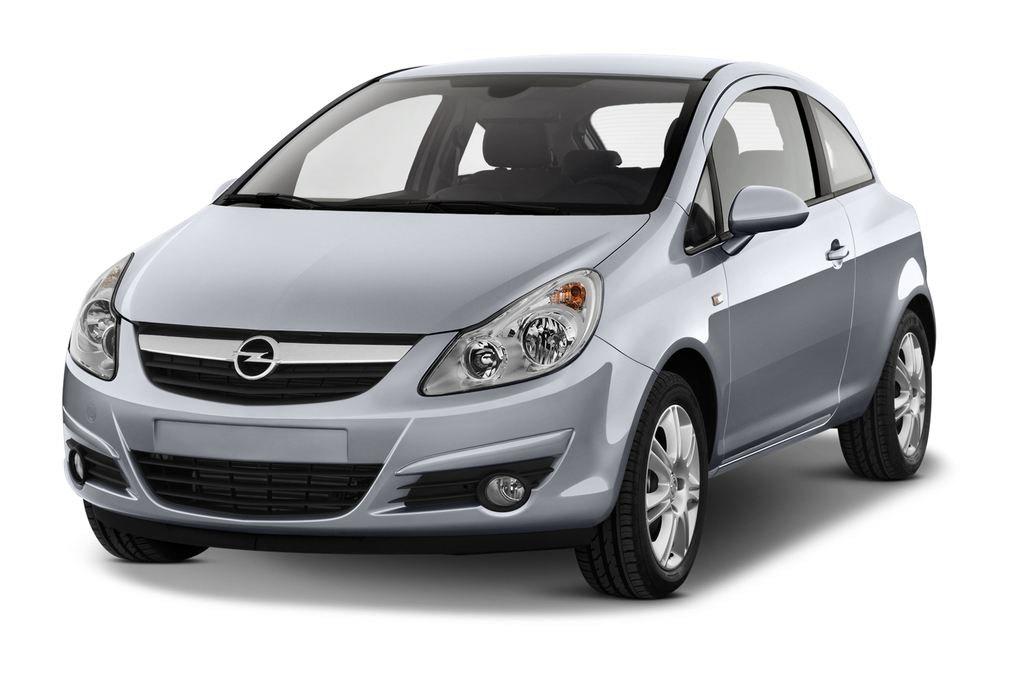 Аренда, прокат авто в Киеве Opel Corsa