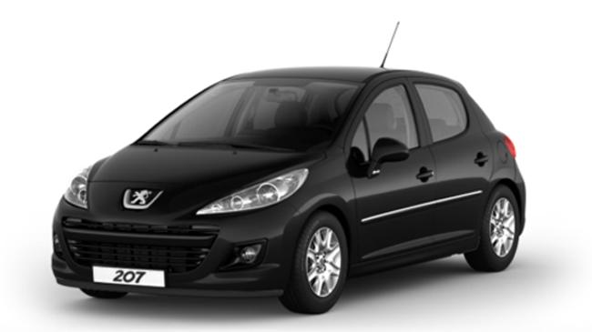 Аренда, прокат авто в Киеве Peugeot 207